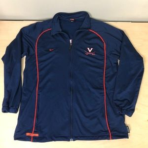 Nike Team Authentic Virginia Cavaliers WarmUp Sz L